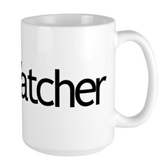 BaitWatcher Large Mug