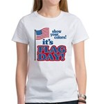 Flag Day Women's T-Shirt