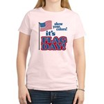 Flag Day Women's Light T-Shirt