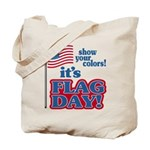 Flag Day Tote Bag