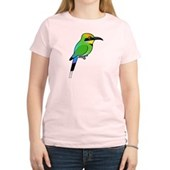 Rainbow Bee-eater Women's Light T-Shirt
