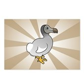 Birdorable Dodo Postcards (Package of 8)