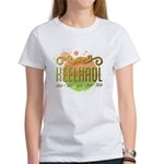 Everyone Loves A Jersey Girl Organic Kids T-Shirt