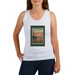 Visit Beautiful Alaska Women's Tank Top