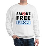 Smoke Free Europe Sweatshirt