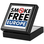 Smoke Free Europe Keepsake Box