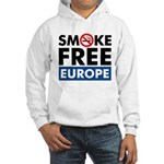 Smoke Free Europe Hooded Sweatshirt