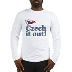 Czech It Out Long Sleeve T-Shirt