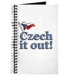 Czech It Out Journal