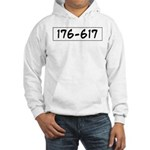 176-617 Hooded Sweatshirt