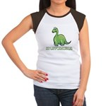 Stuffosaurus Logo Women's Cap Sleeve T-Shirt