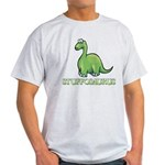Stuffosaurus Logo Light T-Shirt