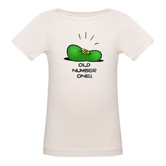 Old Number One! Organic Baby T-Shirt