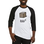 Square Egg Baseball Jersey