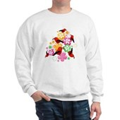  Hawaiian-style 'I'iwi Sweatshirt