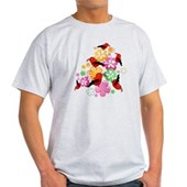  Hawaiian-style 'I'iwi Light T-Shirt