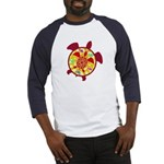 Turtle Within Turtle Baseball Jersey