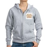Official Halloween Costume Women's Zip Hoodie
