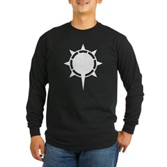 Long Sleeve Dark Morning Sun from Metal From Finland Shop