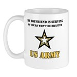 Army Boyfriend Serving Mug