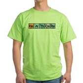 Elements of Healthcare Green T-Shirt