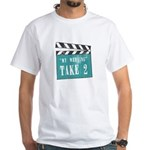 Second Marriage White T-Shirt