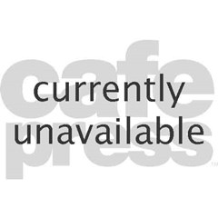 Without Charlie I'm Lost Rectangle Magnet