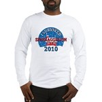 I Survived Snomaggedon Blizzard of 2010 Long Sleeve T-Shirt