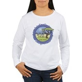 Linnaeus Quote Women's Long Sleeve T-Shirt