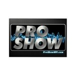 ProShow Logo Rectangle Magnet (100 pack)