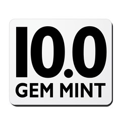 10.0 Gem Mint Mousepad