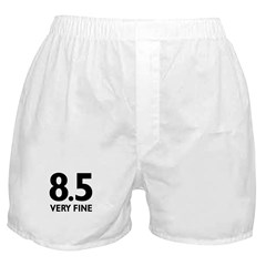 8.5 Very Fine Boxer Shorts