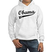 Obama 2012 Swish Hooded Sweatshirt