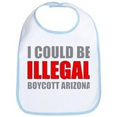 Could Be Illegal - Boycott AZ Bib