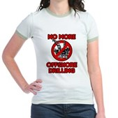 No More Offshore Drilling Jr. Ringer T-Shirt
