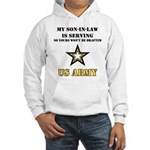 Army - Son-in-law Serving Hooded Sweatshirt