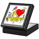 I Heart Schoolhouse Rock! Keepsake Box