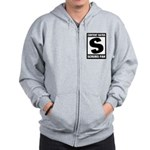 Content Rated S: Scrubs Fan Zip Hoodie