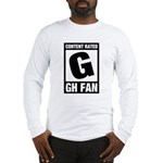 Content Rated G: General Hospital Fan Long Sleeve T-Shirt