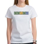 CSINY Made of Elements Women's T-Shirt