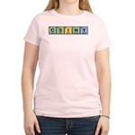 CSINY Made of Elements Women's Light T-Shirt