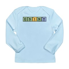 CSINY Made of Elements Long Sleeve Infant T-Shirt