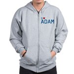 I Heart Adam Zip Hoodie