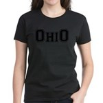 OhiO Boobies Women's Dark T-Shirt