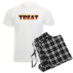 Glowing Treat Men's Light Pajamas