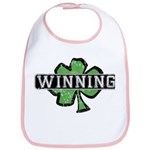 Winning - Shamrock Bib