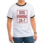 Dog Parking Ringer T