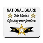 Army National Guard Uncle Mousepad