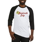 Martini Bachelorette Party Baseball Jersey