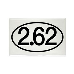 2.62 Rectangle Magnet